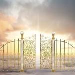 Truyện ngụ ngôn: Người nông dân bị sét đánh và chiếc cổng thiên đàng